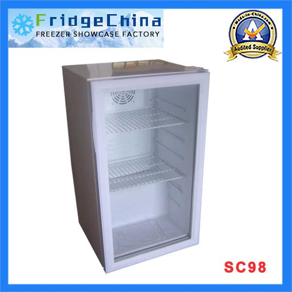 Beverage Cooler with Writing Board SC98