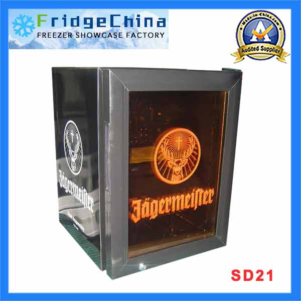 Display Freezer SD21