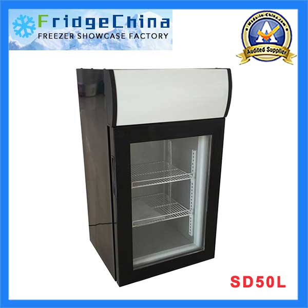 Display Freezer SD50L