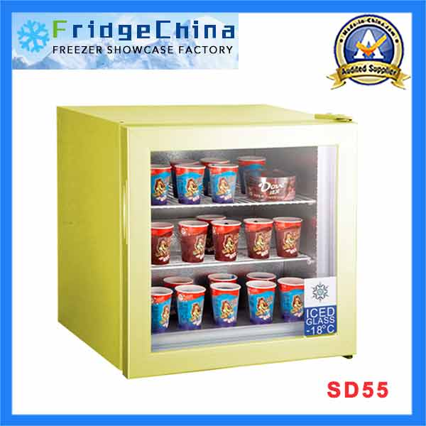 Display Freezer SD55