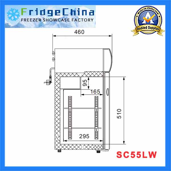 Warmer Cooler SC55LW