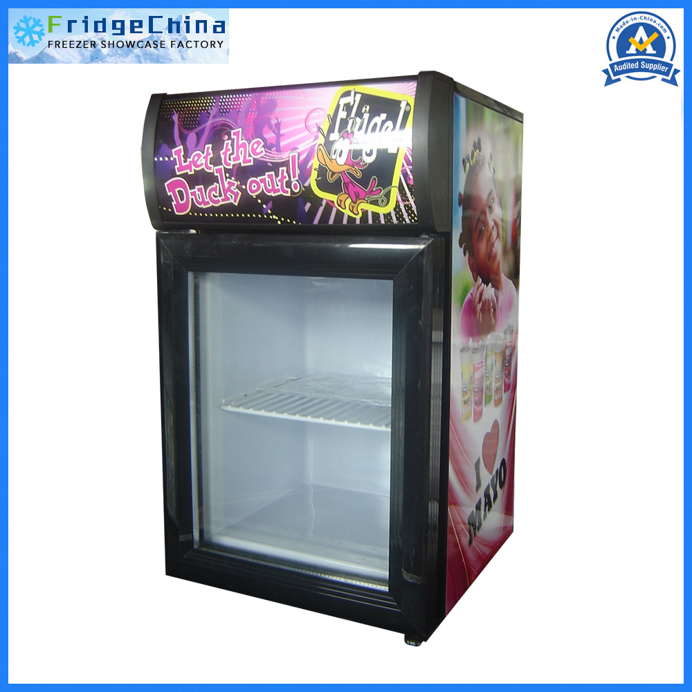 Display Freezer SD25L